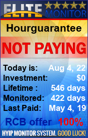 elite-monitor.com - hyip Hour guarantee